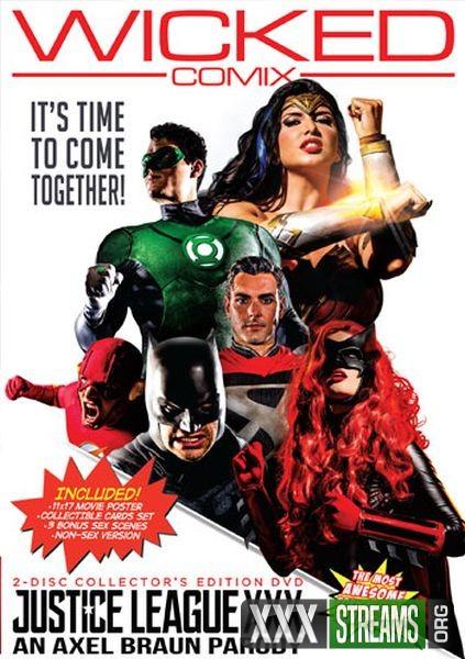 Justice League XXX An Axel Braun Parody (2017WEBRip/FullHD)