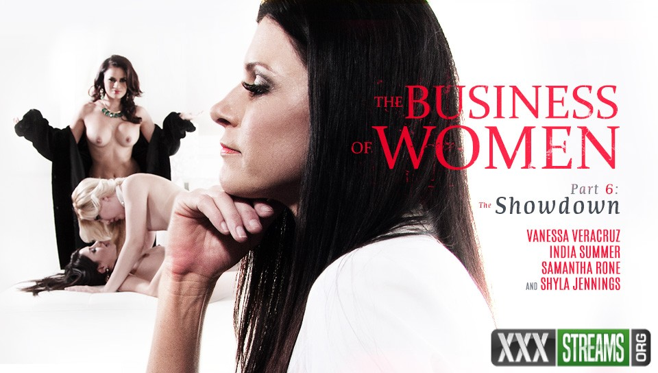 Samantha Rone, India Summer - The Business of Women Part Six (GirlsWay)