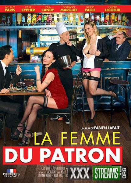La Femme Du Patron (2017/WEBRip/SD)