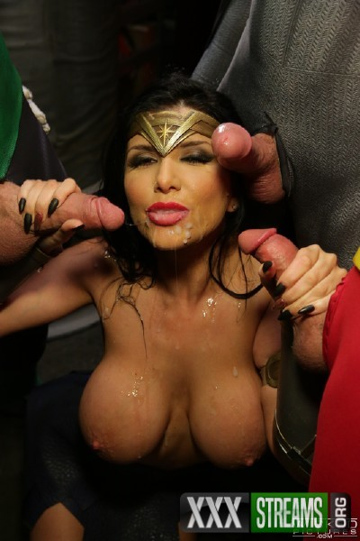 Romi Rain - Justice League XXX An Axel Braun Parody, Scene 5 (2017/WickedPictures/SD)