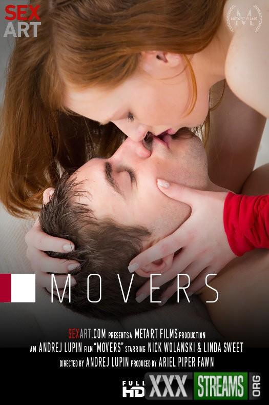 Linda Sweet - The Movers (SexArt/MetArt)