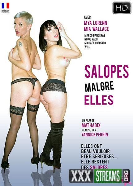 Salopes Malgre Elles (2017/WEBRip/SD)