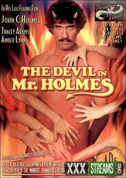 The devil in Mr  Holmes (1987/VHSRip)