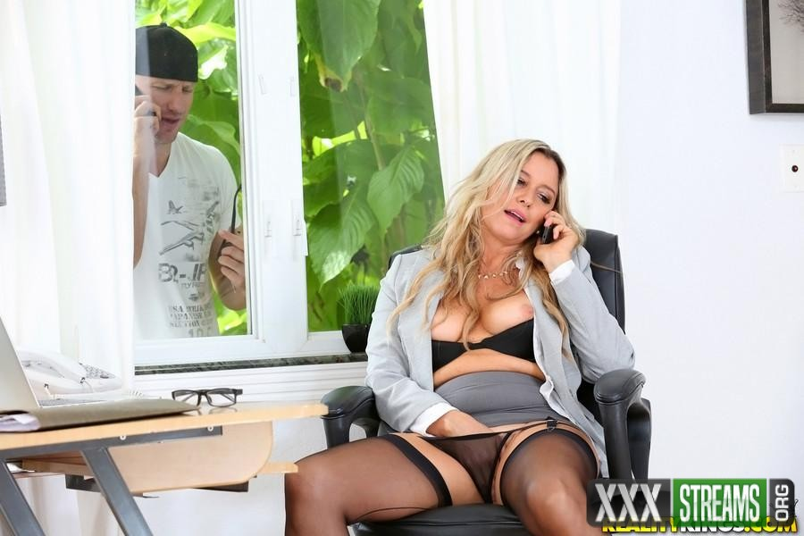 Angela - Business and pleasure (MilfHunter/RealityKings)