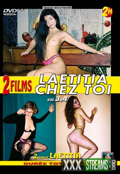 Laetitia Chez Toi 3 and 4 (1995/VHSRip)