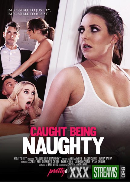 Caught Being Naughty (2017/WEBRip/SD)