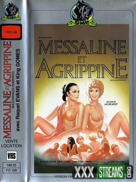 Messaline et Agrippine  Bacanales romanas (1982/VHSRip)