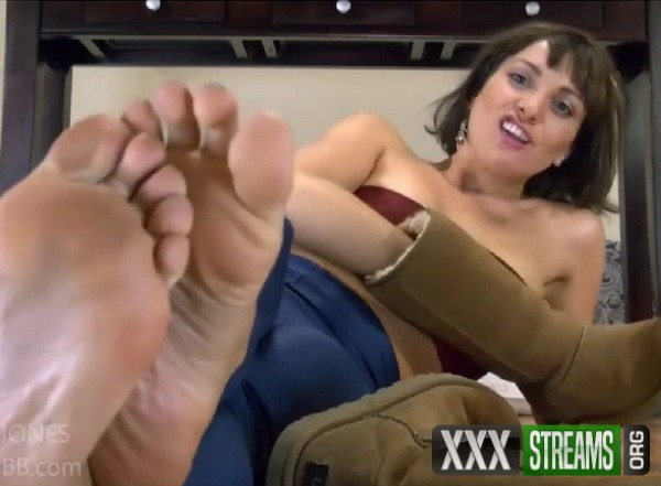Janey Jones - Janey Jones Feet Joi (2017/ShowAssBB/Clips4Sale/HD)