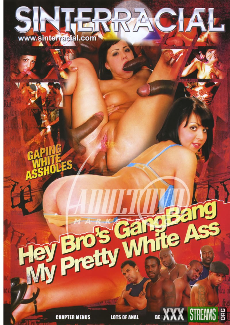 Hey Bros Gangbang My Pretty White Ass