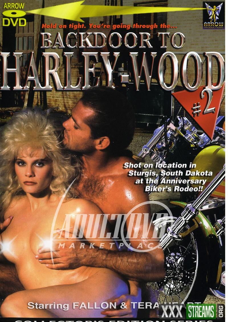 Backdoor To Harley Wood 2