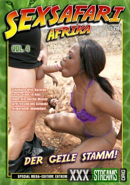Sexsafari Afrika 4 Der geile Stamm