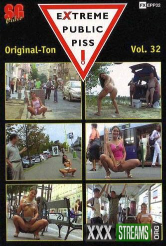Extreme Public Piss 32 (Deutsch)