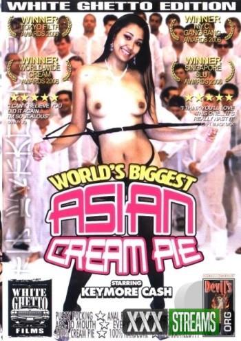 Worlds Biggest Asian Creampie