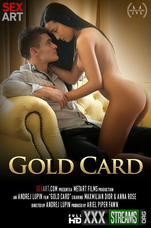 Anna Rose - Gold Card (SexArt/MetArt)
