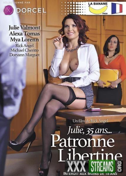 Julie 35 Ans Patronne Libertine (2016/WEBRip/HD)