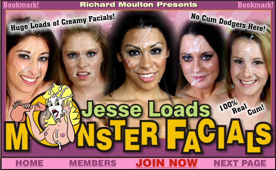 Jesseloadsmonsterfacials SiteRip