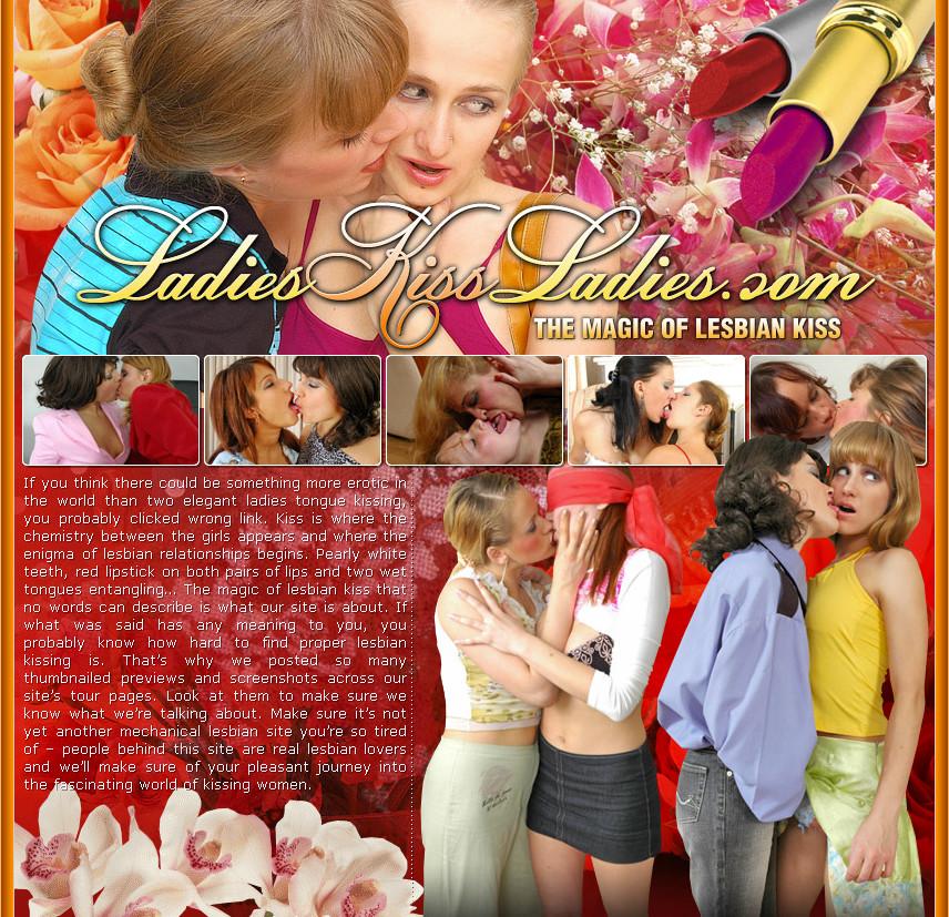 LadiesKissLadies SiteRip