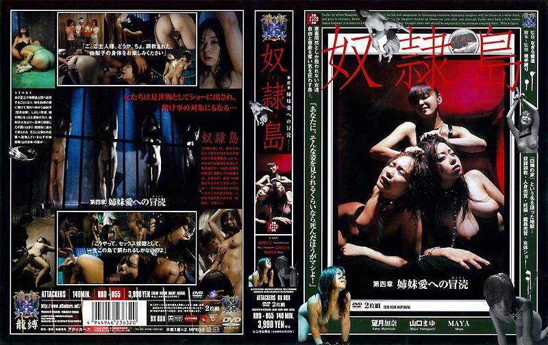 RBD-055 奴隷島  4 Kana Mochizuki Rape SM 監禁・拘束