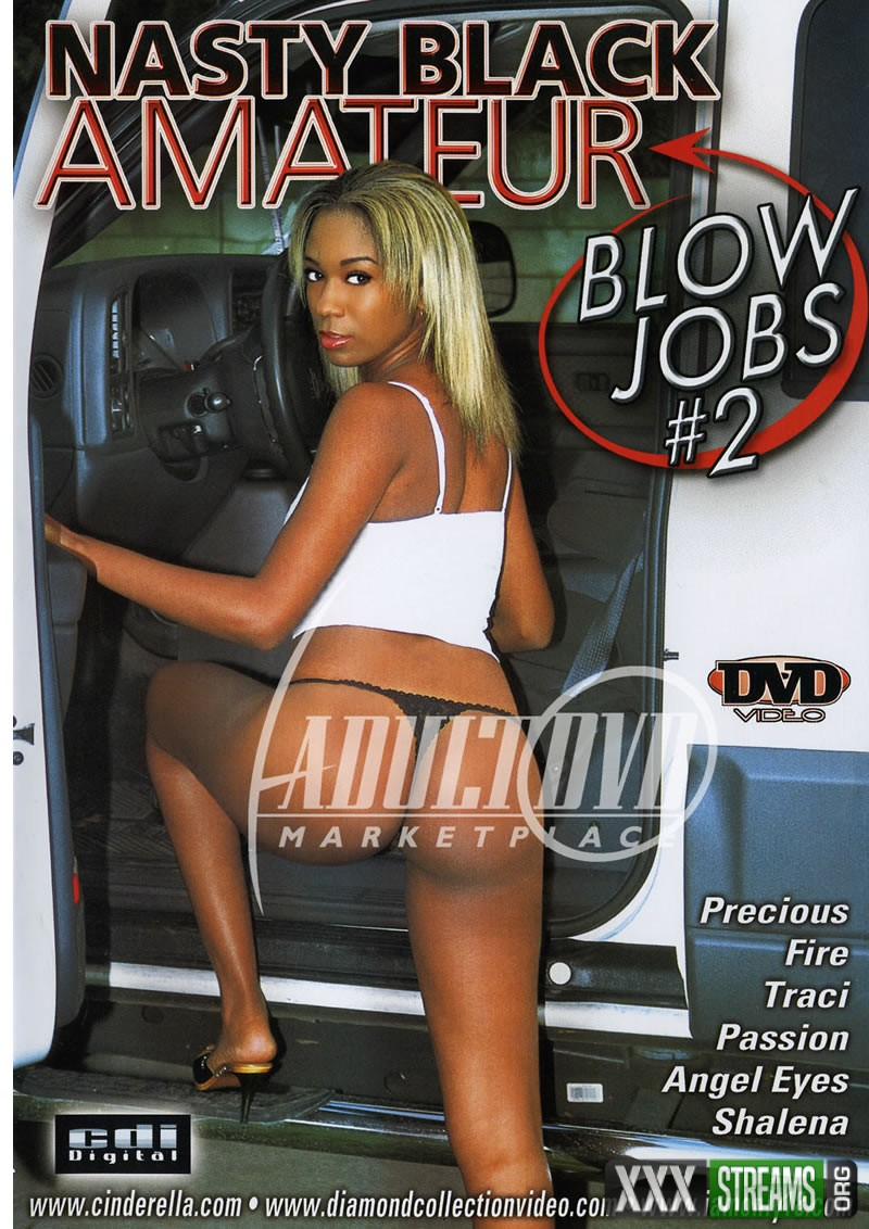 Nasty Black Amateurs Blow Jobs 2