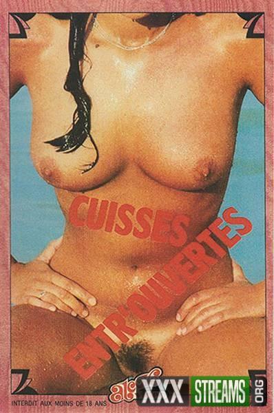 Les Cuisses entrouvertes (1978/VHSRip)