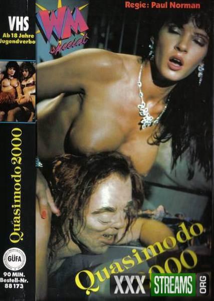 The Hunchback Of Notre Dame Quasimodo 2000 (1992/VHSRip)