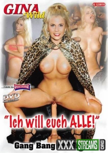 Gina Wild - Ich will euch Alle (2000/DVDRip)