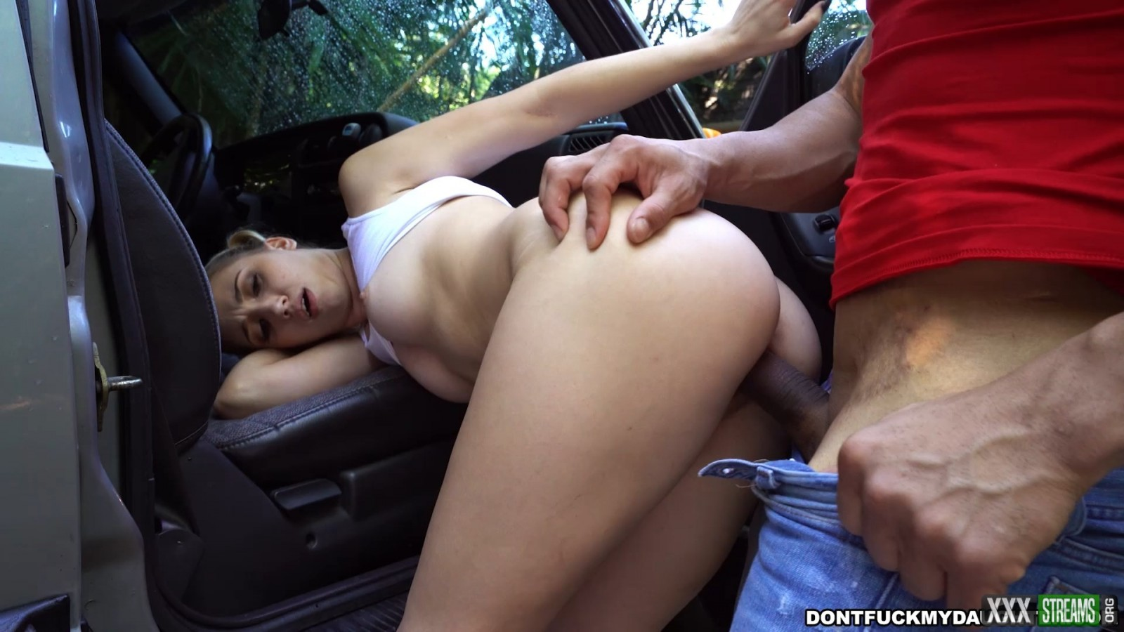 Sierra Nicole - Naughty Sierra Nicole Fucks The Carwash man (Dontfuckmydaughter)