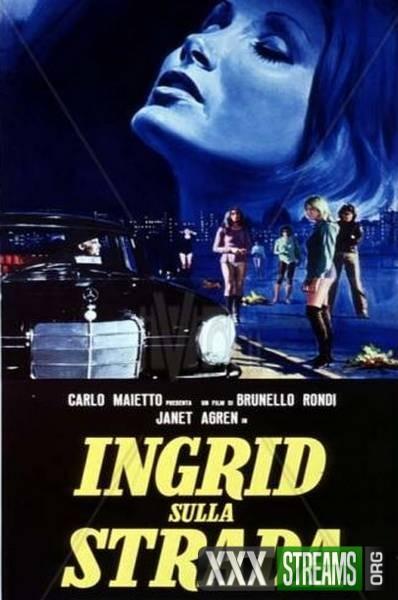 Ingrid sulla strada (1973/VHSRip)