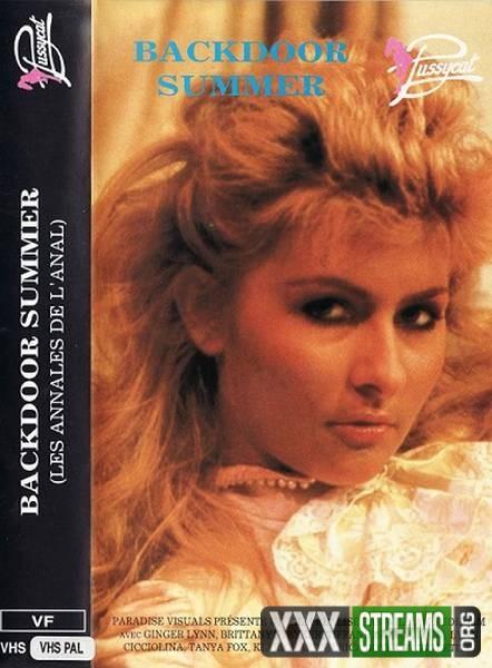 Backdoor summer  Les annales de l anal (1988/DVDRip)