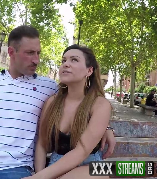 Melany Kiss - Threes Company Too! (2017/TheFuckingRoom/CumLouder/1080p)