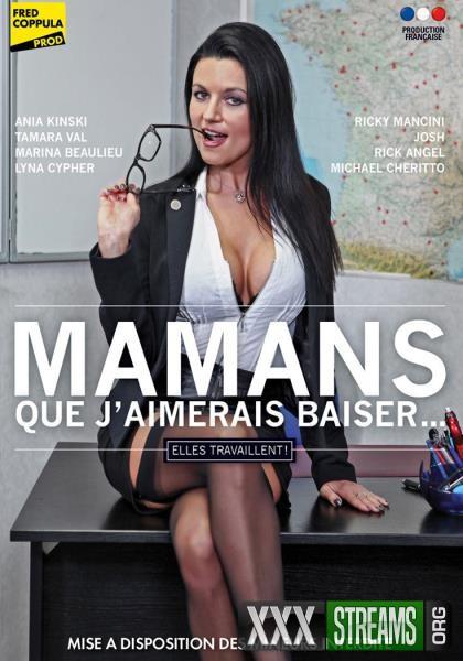 Mamans Que Jaimerais Baiser – Elles Travaillent (2017/WEBRip/HD)