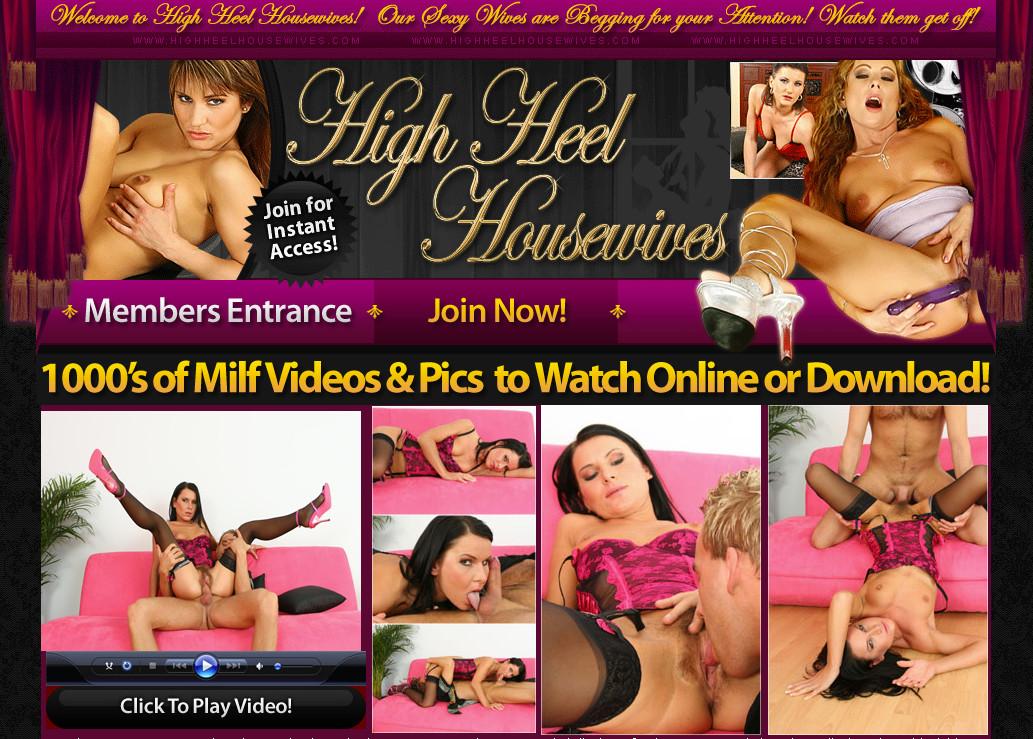 Highheelhousewives SiteRip