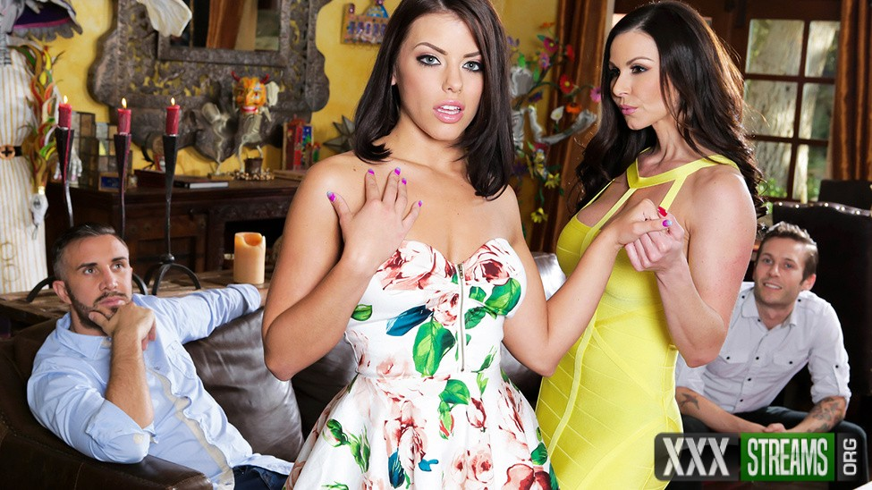Adriana Chechik, Kendra Lust - Our Sons Girlfriend (RealWifeStories/Brazzers)