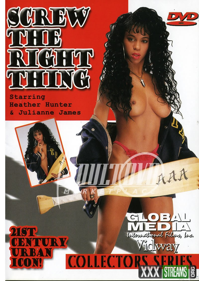 Screw The Right Thing