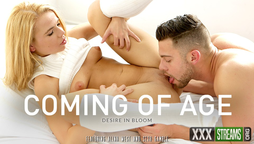 Alina West - Coming Of Age (EroticaX)