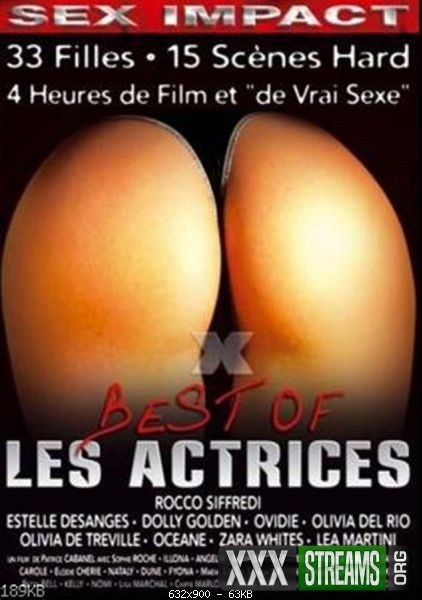 Best Of Les Actrices 2