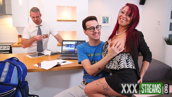 Ariana Skyy, Le Kid - Sex 101 with my Step-Mom (2017/3-WayPorn/PegasProductions/1080p)