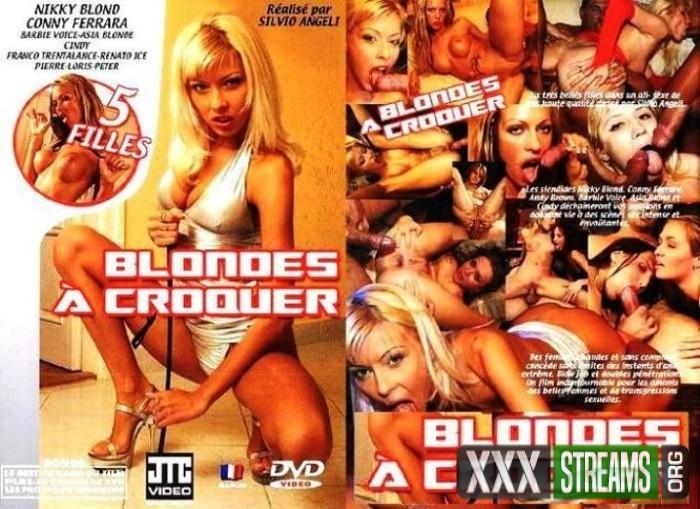 Blondes A Croquer