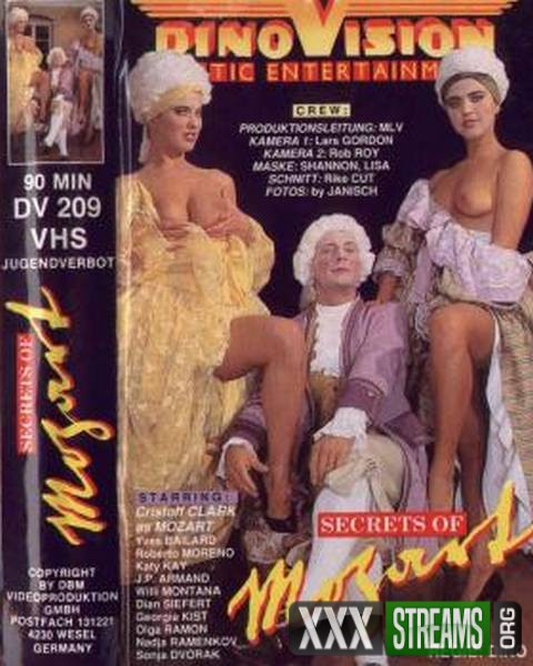 Secrets of Mozart (1992/VHSRip)