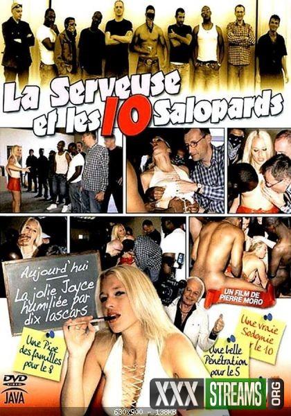 La Serveuse Et Les 10 Salopards