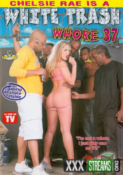 White Trash Whore Gangbang