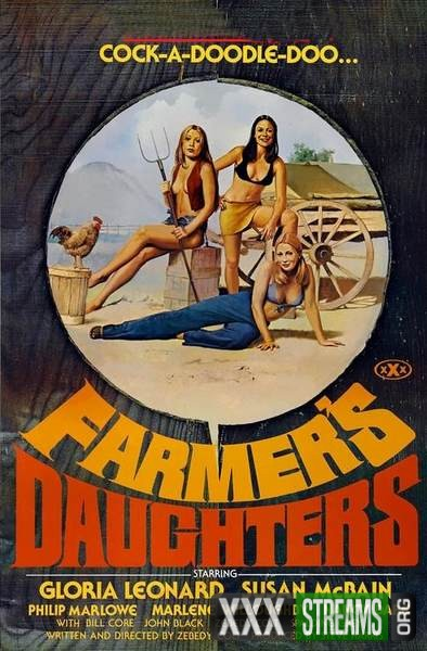 The Farmers Daughters (1976/DVDRip)