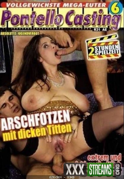 Pontello Casting 6 Arschfotzen Mit Dicken Titten