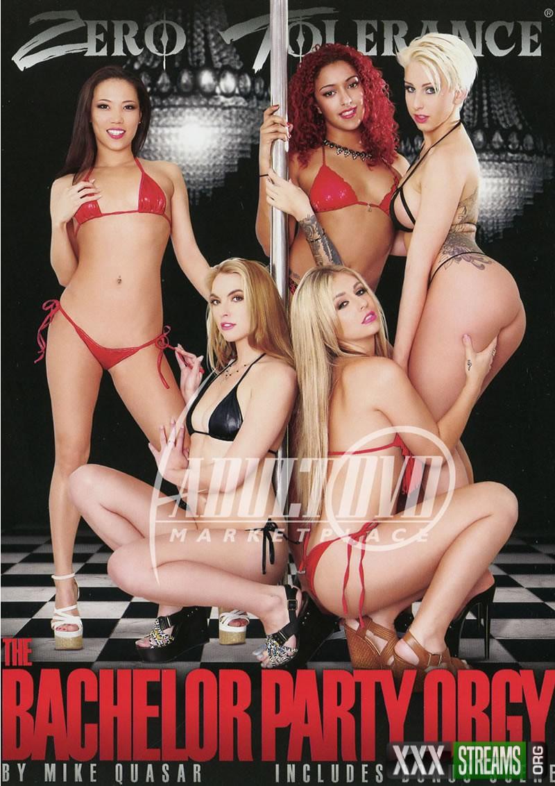 The Bachelor Party Orgy (ZERO TOLERANCE/2015)