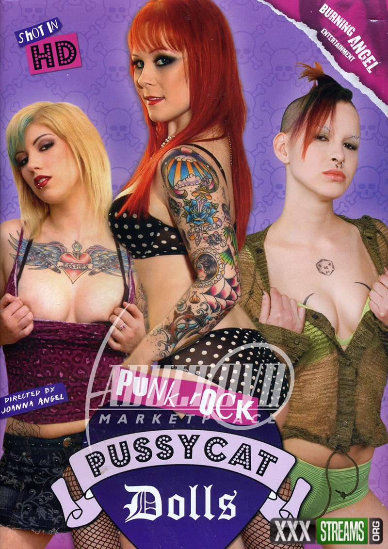 Punk Rock Pussycat Dolls