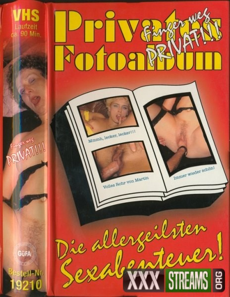 Privates FotoalbumDie alllergeilsten Sexabenteuer! (1995)