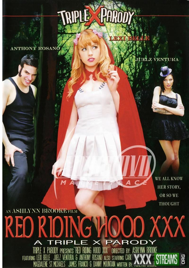 Red Riding Hood XXX Parody