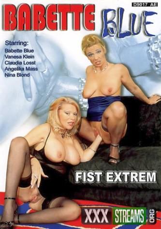Babette Blue Fist Extrem (Deutsch)