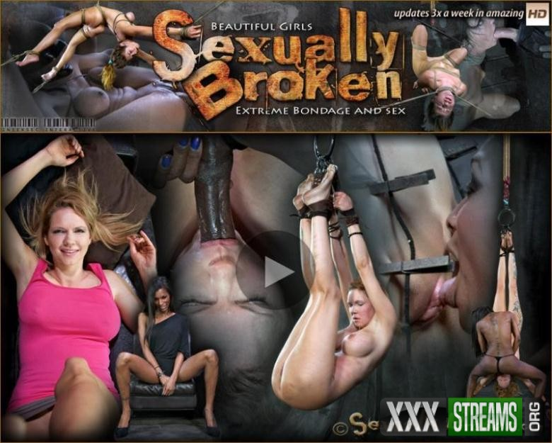 Rain DeGrey, Natassia Dreams - Good cop, Bad cop Rains down hard on The DeGrey, Extreme S&M update with Throat fucking!