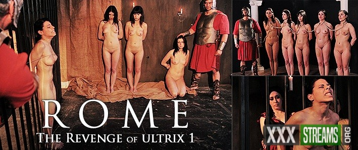 Amateur - ROME - The Revenge of Ultrix, part 1